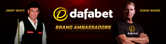 Dafabet-ambassadors